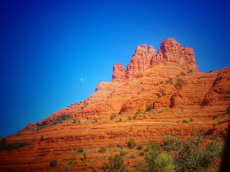 Colores de Arizona fotos de archivo libres de regalías