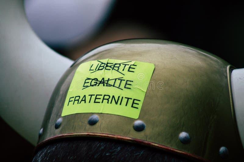 Colores de Francia fotografía de archivo