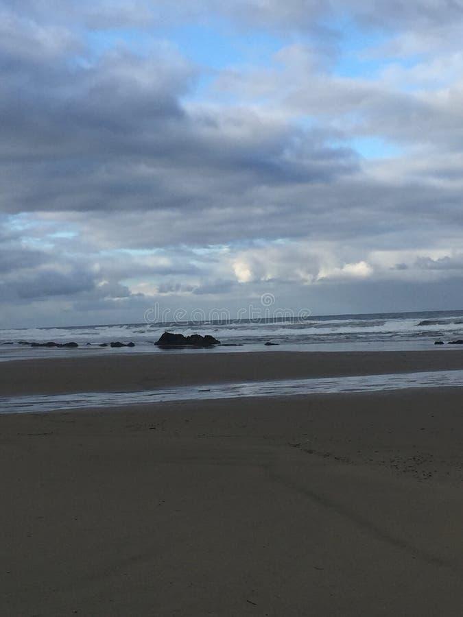 Colores de la costa de Oregon fotos de archivo libres de regalías