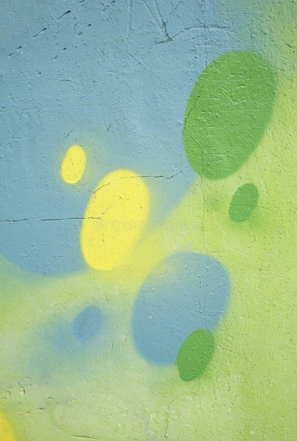 Colores de la pared fotografía de archivo libre de regalías