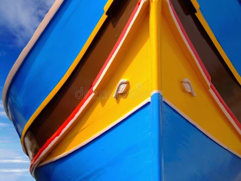 Colores de una isla imágenes de archivo libres de regalías