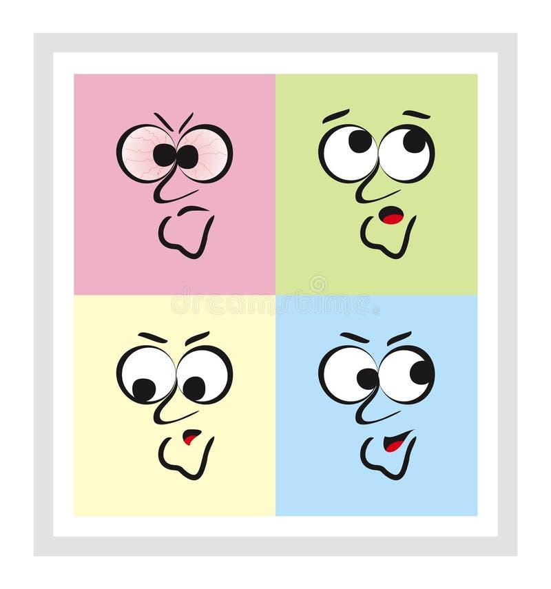 Colores de Virson foto de archivo libre de regalías