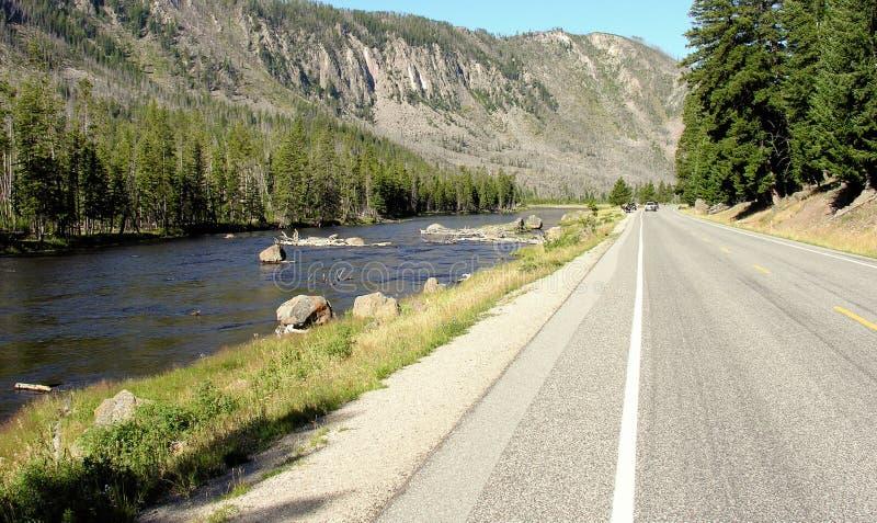 Colores de Yellowstone fotos de archivo libres de regalías