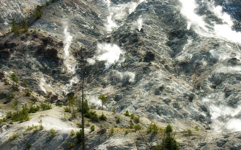 Colores de Yellowstone imágenes de archivo libres de regalías