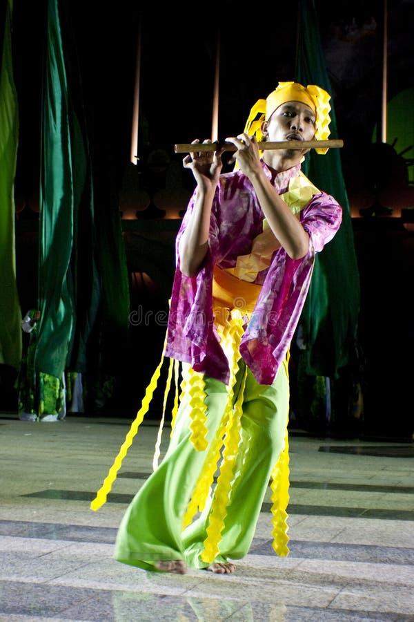 Colores del festival 2007 de Malasia fotos de archivo libres de regalías