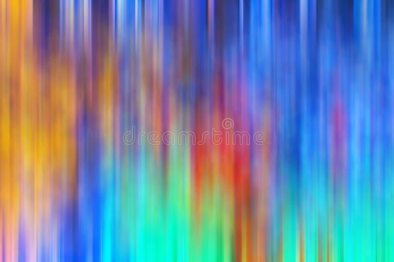 Colores del movimiento de la falta de definición fotos de archivo libres de regalías