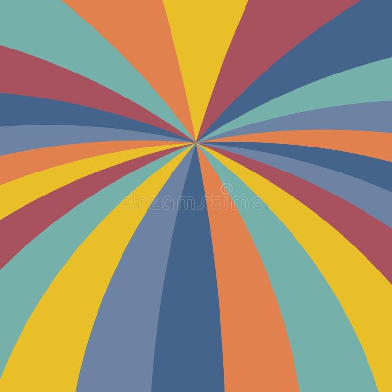 Colores del vector stock de ilustración