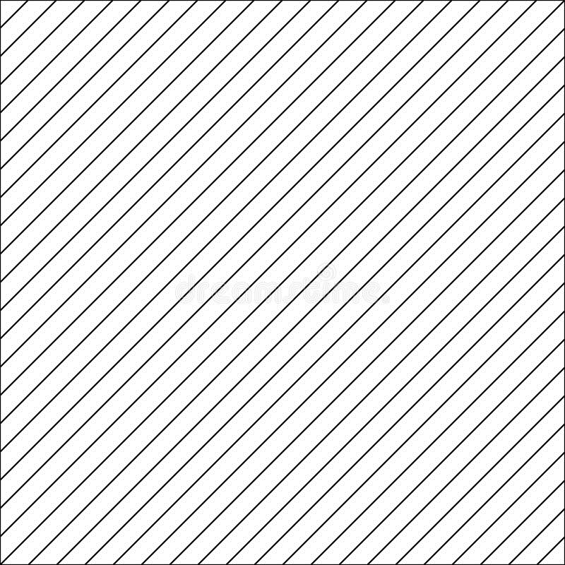 Colores grises de la raya del modelo y blancos incons?tiles Vector diagonal del fondo del extracto de la raya del modelo stock de ilustración
