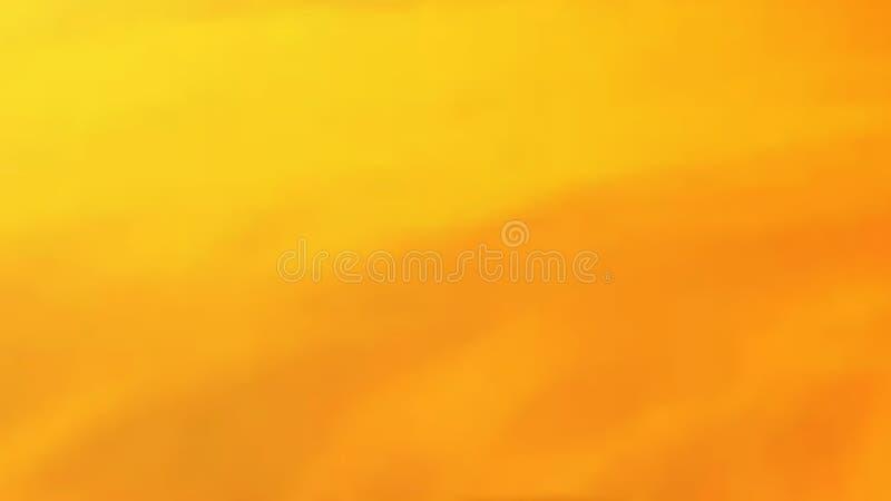 Colores mezclados ilustración del vector
