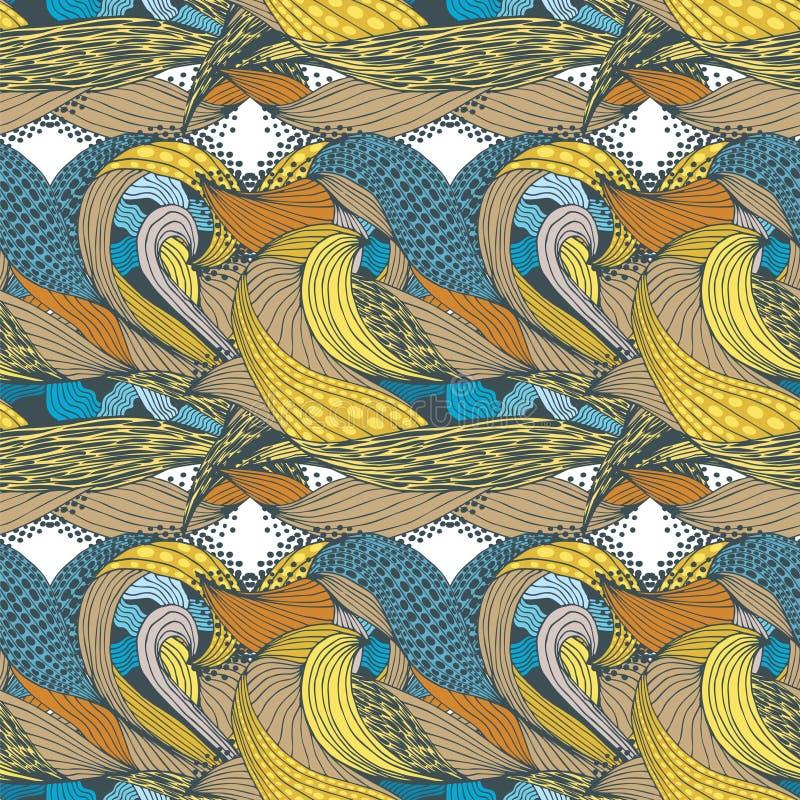 Download Colores tropicales ilustración del vector. Ilustración de ilustración - 42446268