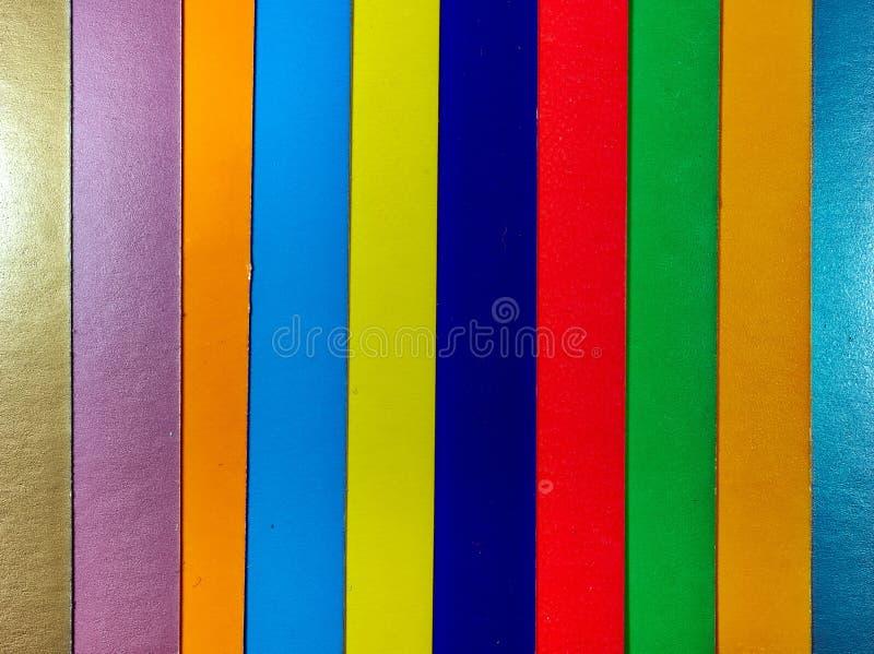 Colores y líneas fotos de archivo libres de regalías