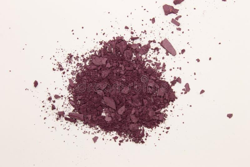 Colorete del polvo del ciruelo imagen de archivo libre de regalías