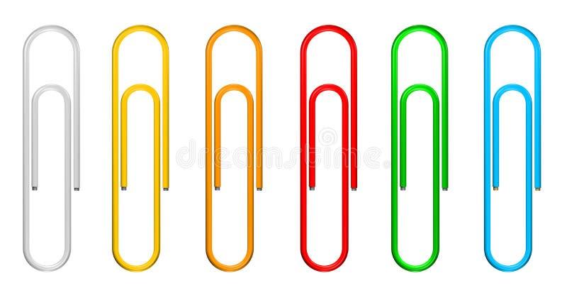 Colorez les clips illustration de vecteur