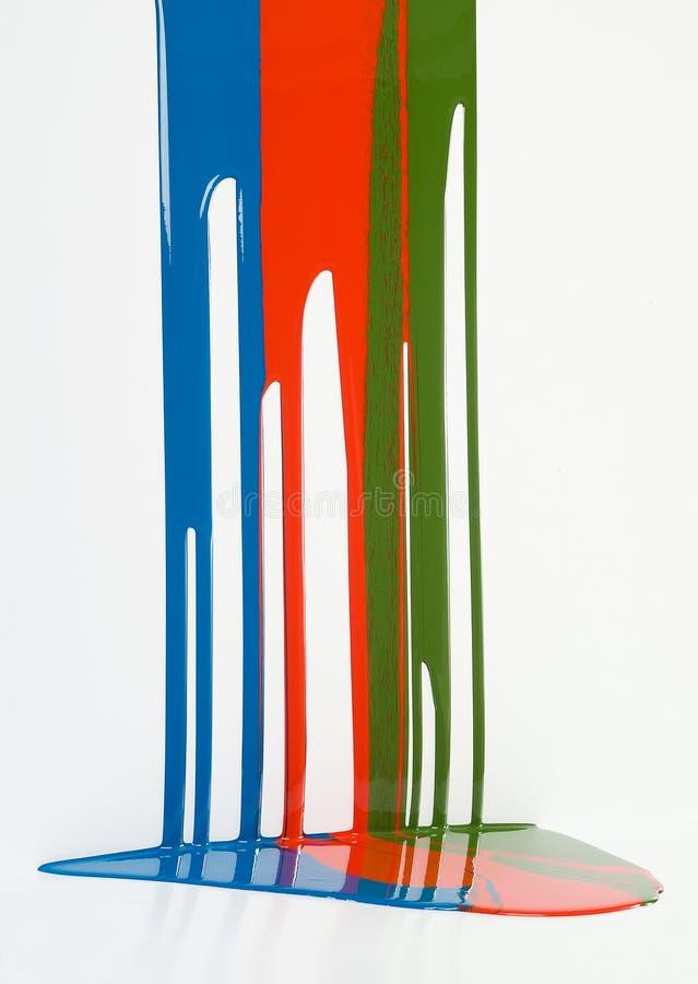 Colorfall stock afbeeldingen
