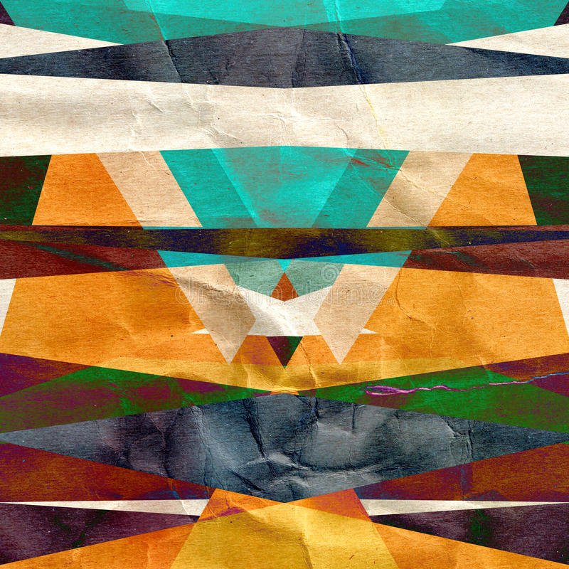 Download Colorful Abstract Background Stock Illustration - Illustration: 32068236