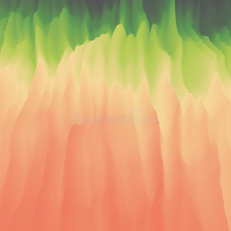 Colorful Abstract Background. Design Template. Modern Pattern. Vector Illustration For Your Design. Can Be Used For Banner, Flyer royalty free illustration