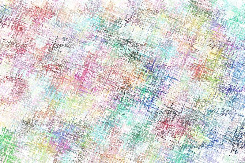 Colorful abstract background for desktop wallpaper or website design, template with copy space for text.  royalty free illustration