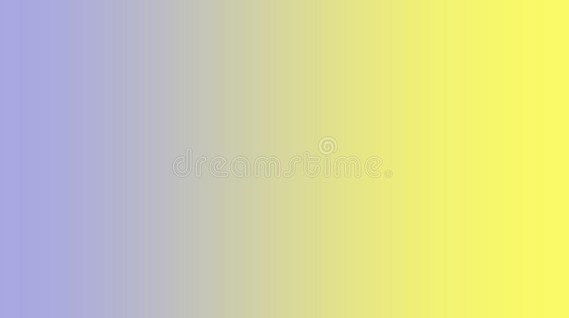Colorful abstract blurred shaded pastel blue light yellow multi color effects background. Many uses for advertising, book page, paintings, printing, mobile vector illustration