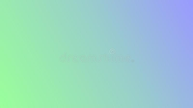 Colorful abstract blurred shaded pastel blue mint green multi color effects background. stock photography