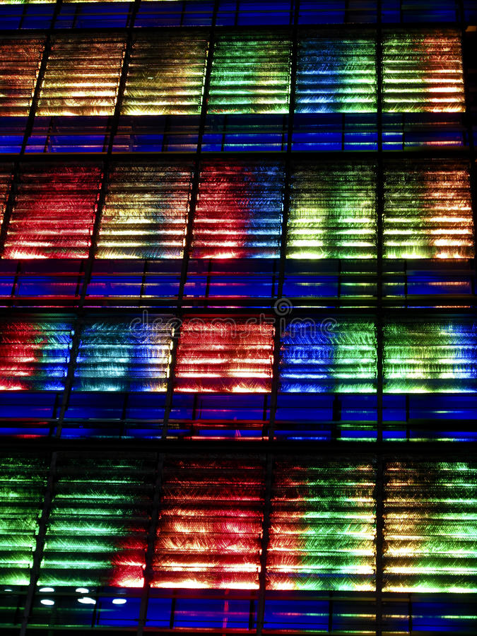 Download Colorful abstract lights stock image. Image of vertical - 11017719