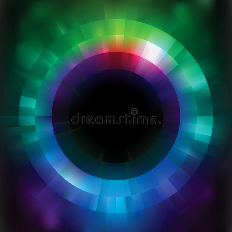 Colorful abstract mosaic background. EPS 8 vector illustration