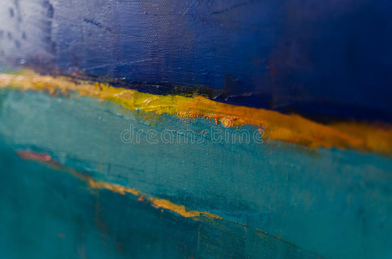 Colorful Abstract oil painting background. Oil on canvas texture stock images