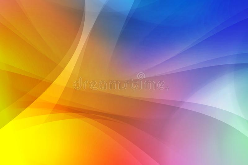 Colorful sand as the background, Multi colored sand royalty free stock image