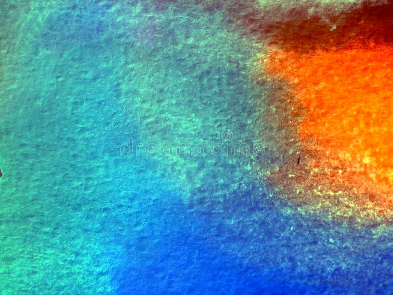 colorful abstract watercolor texture background royalty free stock images