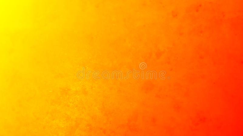 Colorful abstract yellow orange color with textured  Background. Many uses for advertising, book page, paintings, printing, mobile wallpaper, mobile stock illustration