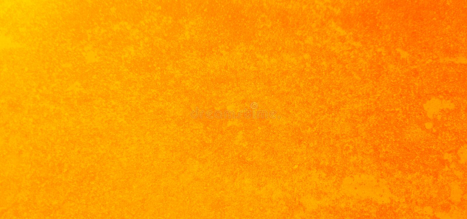 Colorful abstract yellow with orange multi colors mixture effects with textured  Background. Many uses for advertising, book page, paintings, printing, mobile vector illustration