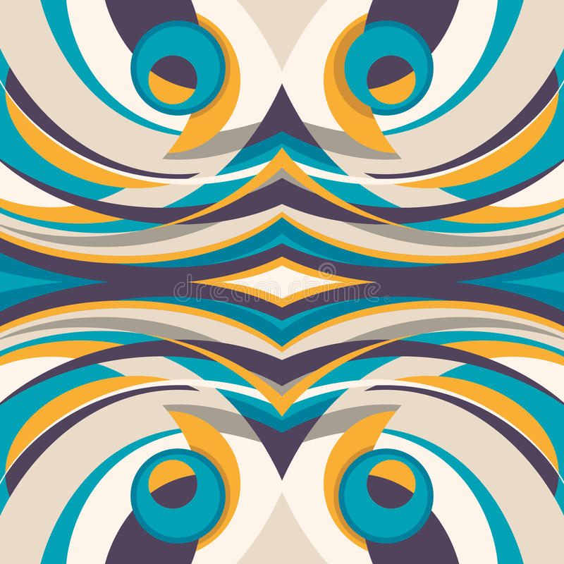 Download Colorful abstraction. stock vector. Image of blue, background - 25514291