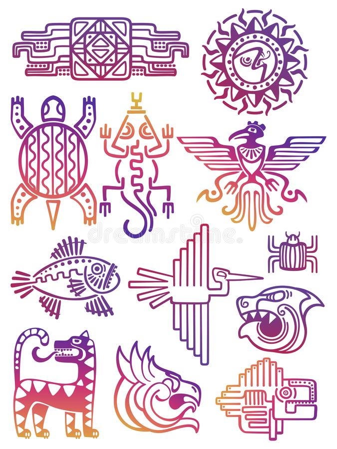 Mayan Symbols And Meanings 47380 Trendnet