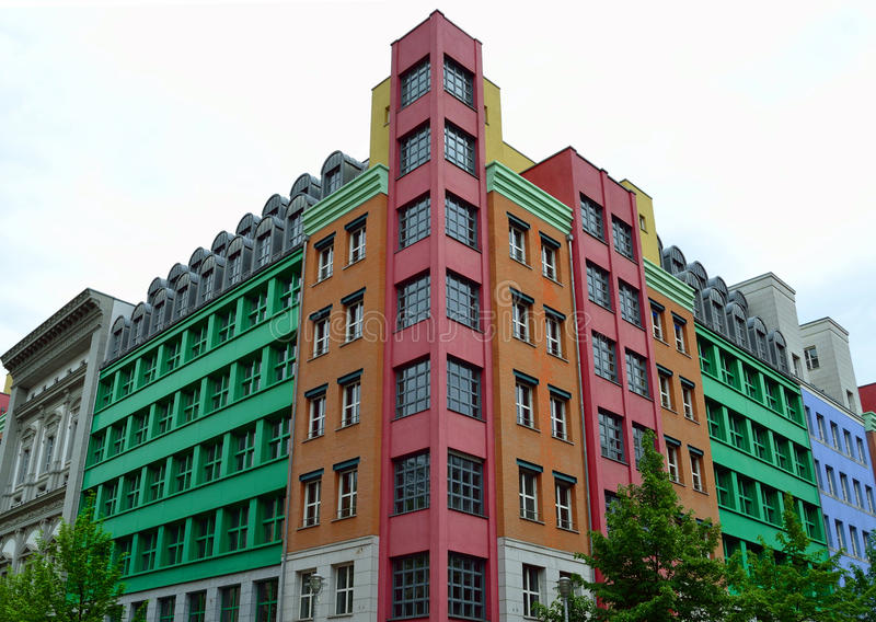 Download Colorful apartment stock image. Image of building, home - 31446501
