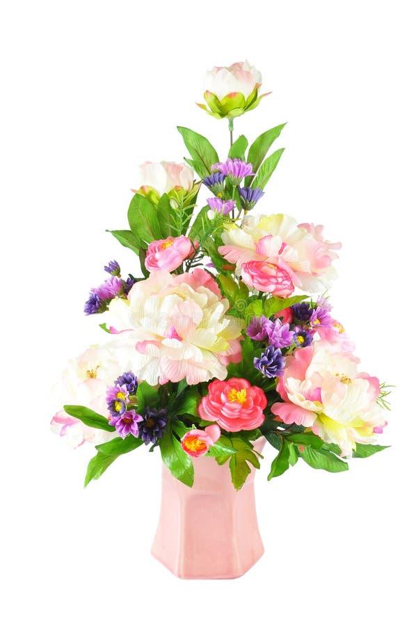 Free Colorful Artificial Flower Arrangement Stock Photos - 21951953
