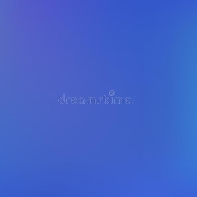 Colorful attractive background for electronic devices. Unreal splash and spreading spot. Vector illustration shape. Blue colorful background for modern devices vector illustration