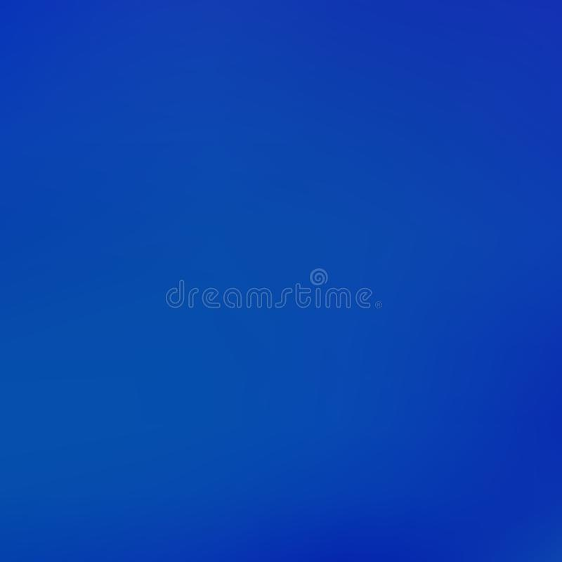 Colorful attractive background for electronic devices. Vector illustration shape. Unreal splash and spreading spot. Blue colorful background for modern devices royalty free illustration