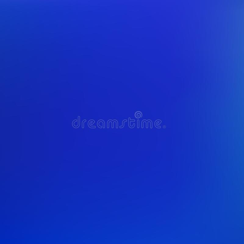 Colorful attractive background for electronic devices. Vector illustration show. Great splash and spreading spot. Blue colorful background for modern devices stock illustration