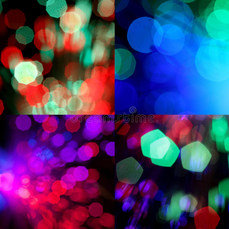 Colorful background. Beautiful colorful fiber optic background stock images