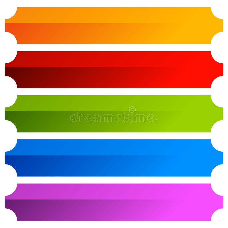 Colorful background with bright, colorful gradients. Colorful royalty free illustration