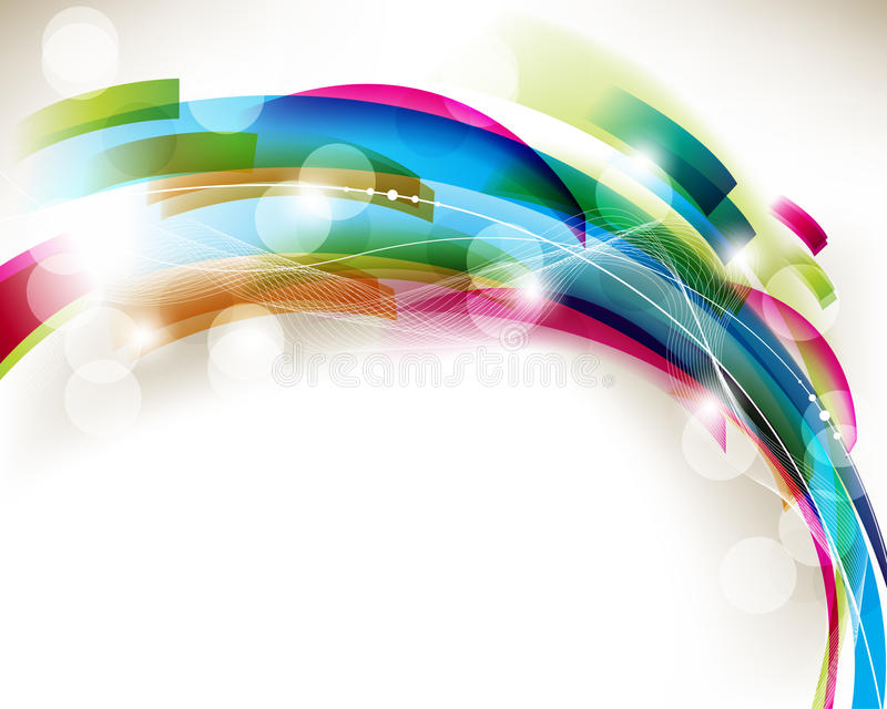 Download Colorful Background Design Royalty Free Stock Photography - Image: 18535867