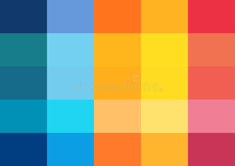 Colorful background, modern and style illustration. Flat vector illustration