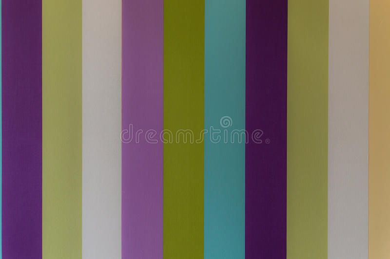 Colorful background with rainbow-colored vertical stripes.  royalty free stock image