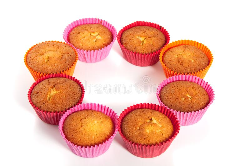 Download Colorful baked cupcakes stock image. Image of celebration - 14708519