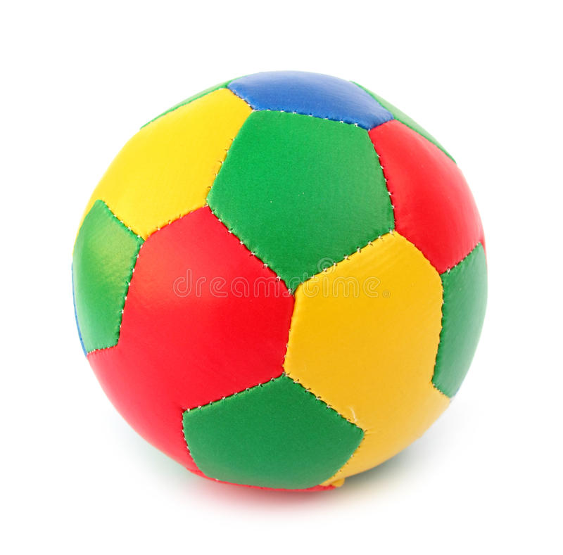 Download Colorful ball stock photo. Image of round, football, green - 12404460