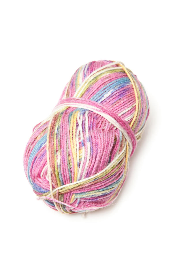 Download Colorful ball of wool stock image. Image of ball, woolen - 9530683