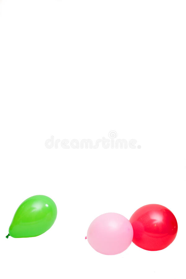 Download Colorful balloons stock photo. Image of decoration, kinder - 14293050