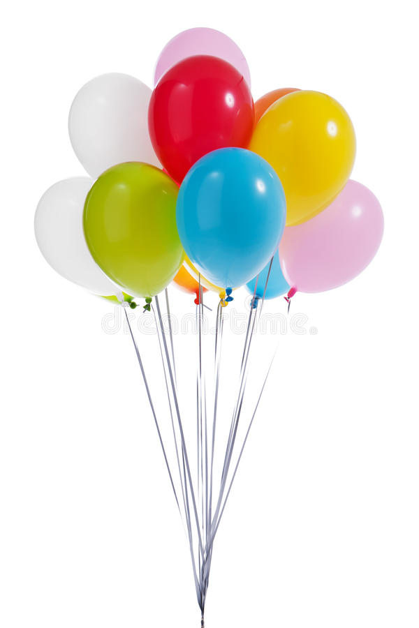 Download Colorful balloons stock photo. Image of entertainment - 24157464