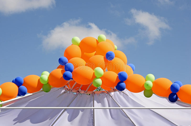 Download Colorful Balloons Royalty Free Stock Photo - Image: 25681535