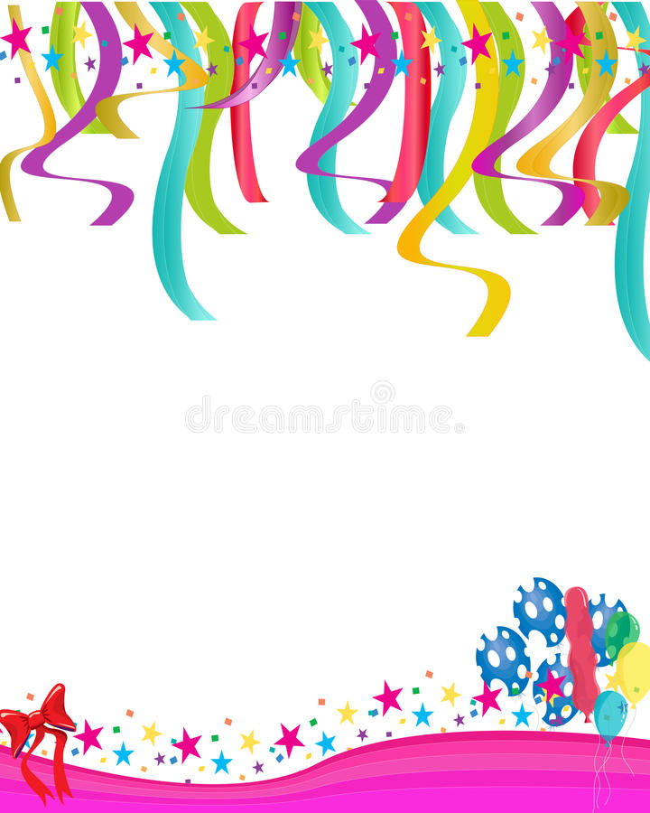 Download Party invitation stock vector. Image of holidays, greeting - 30053488