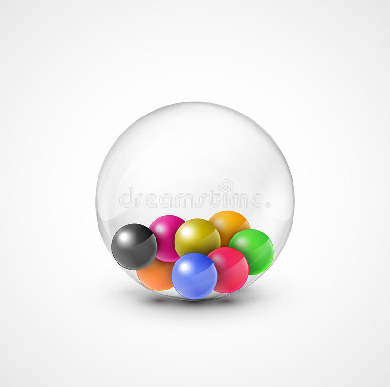 Download Colorful Balls Royalty Free Stock Photo - Image: 28877925